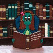 Livres jeunesse sur les dinosaures