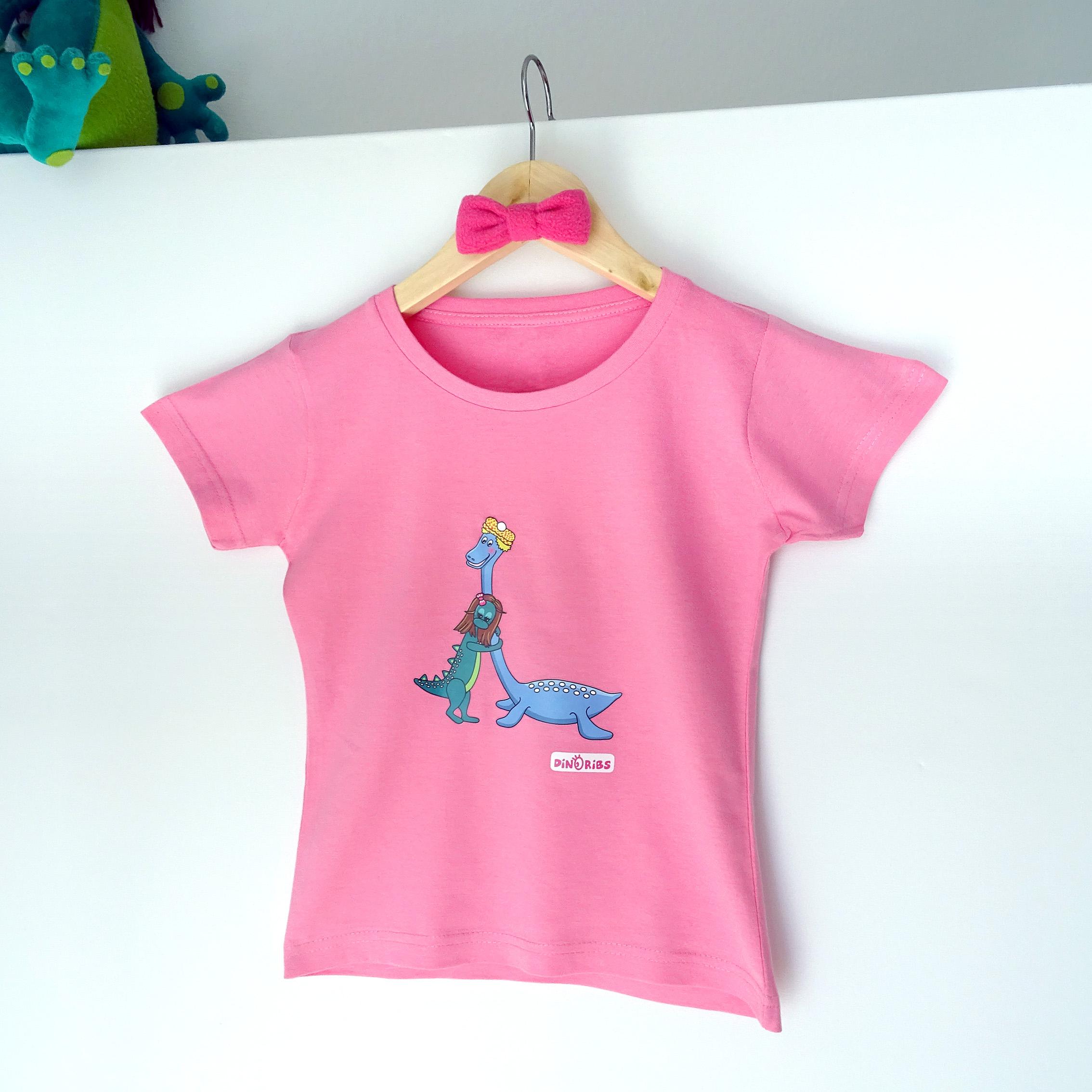 Tee-shirt Meilleurs Amis made by Dinoribs