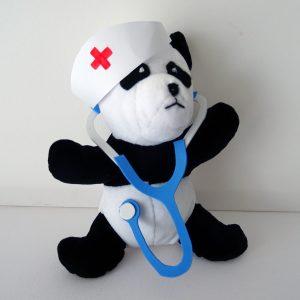 Allo docteur panda