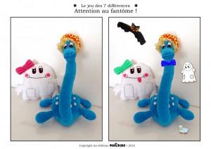 Les 7 différences avec Nessie
