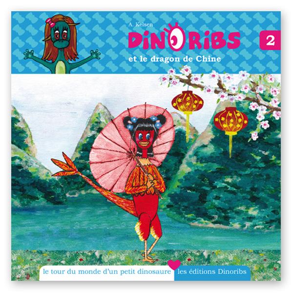 Dinoribs et le dragon de Chine