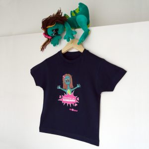 tee-shirt attention au dinosaure Dinoribs