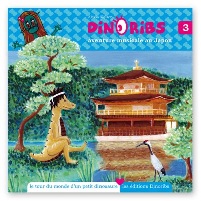 Dinoribs, aventure musicale au Japon